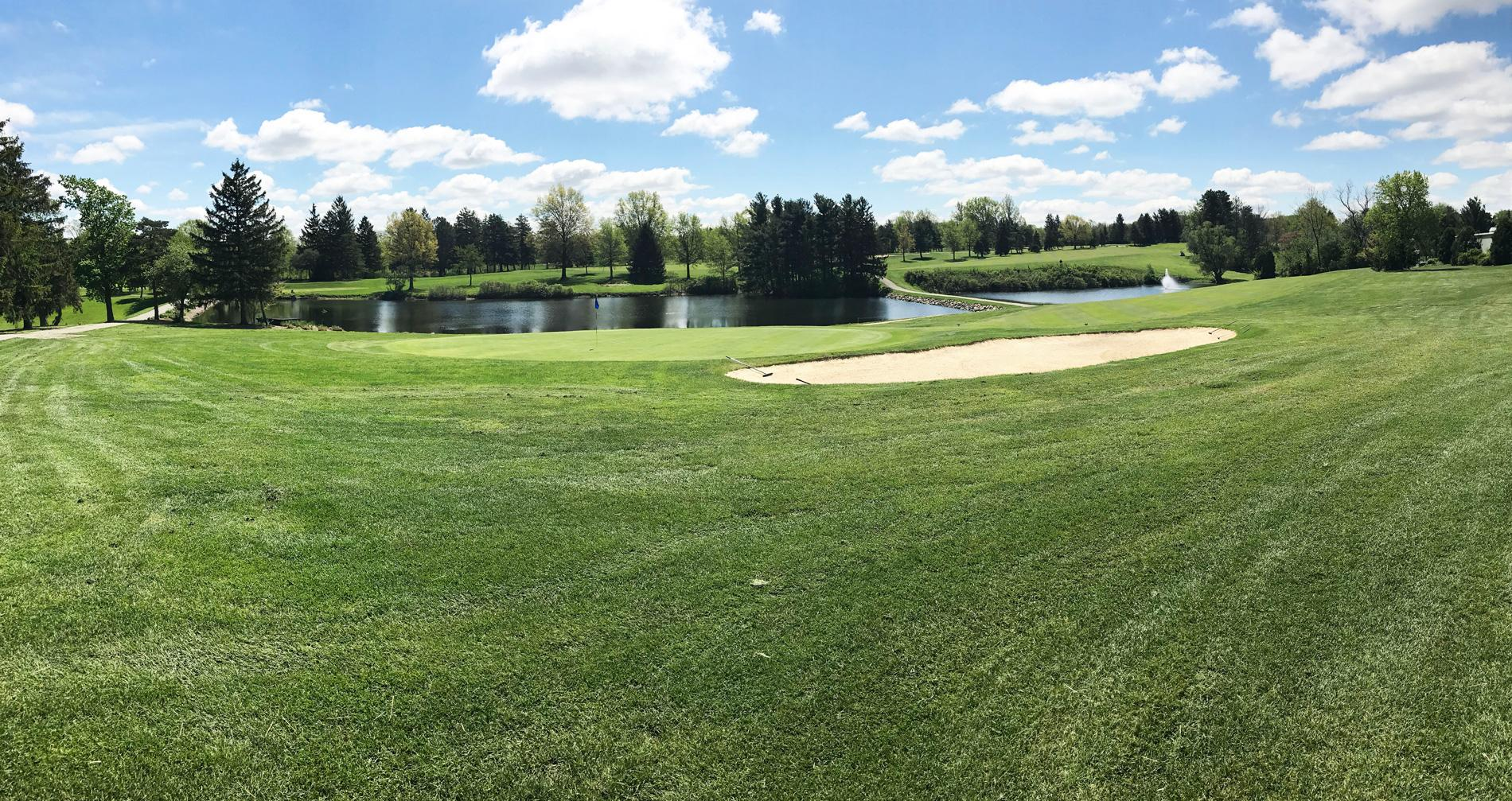 A Public Golf Course with Country Club Conditions and Hospitality